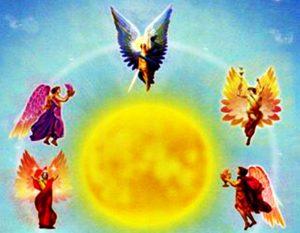 Liberare la mente con gli Arcangeli