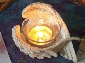 candela per gli Angeli