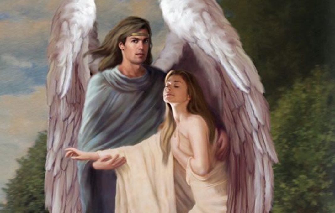 comunicare con gli angeli