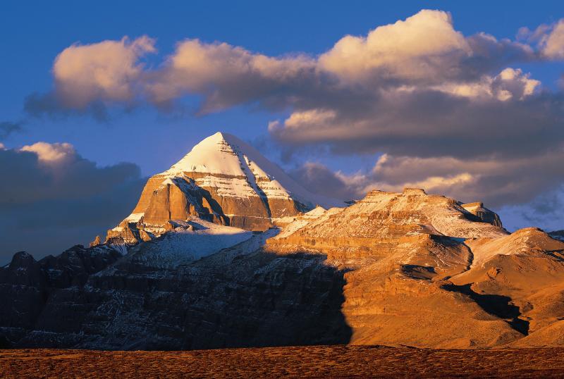 Peal Kailash luogo spirituale