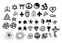 come utilizzare i simboli spirituali