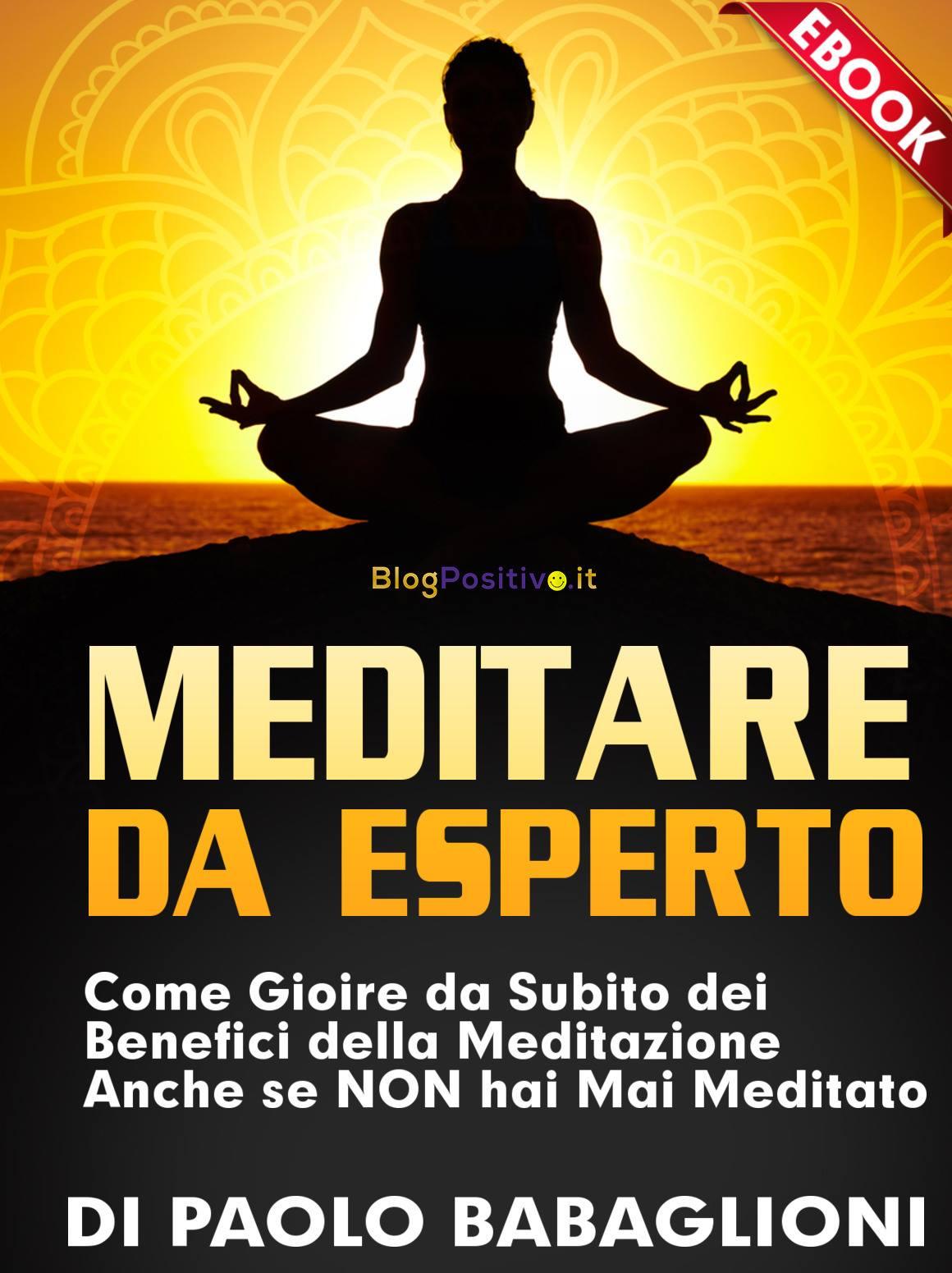 Meditare da Esperto