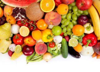 qualità spirituali di frutta e ortaggi