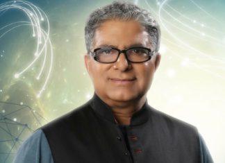 Intervista a Deepak Chopra su Manifesta il Vero Successo