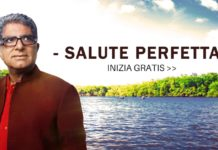 deepak chopra salute perfetta