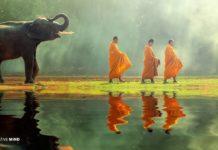canto om con flauto tibetano