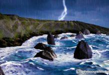 MUSICA: Suoni della Pioggia, Tuoni e Onde dell'Oceano (10 ore)