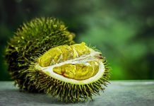 Propietà e sapore del frutto durian e dove acquistarlo